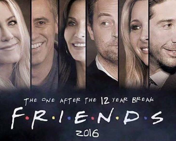 Did the Cast of FRIENDS Get Rich or Just Die Trying?