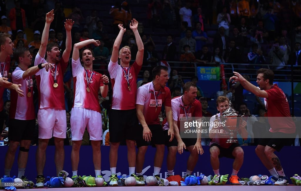 Denmark won the Thomas Cup. Why is It a Big Deal? | #10 They are the first-ever to win it from outside of Asia