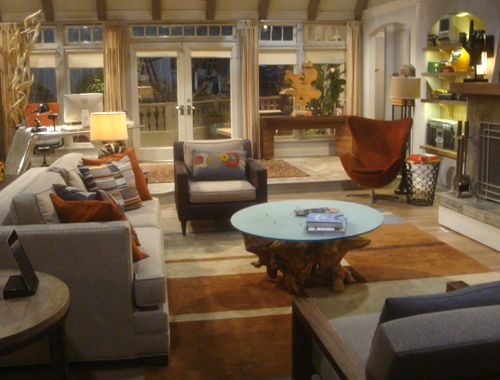 Get Inspired by These Film Set Decorations - Alux.com on ghost whisperer house design, modern family house design, greek house design, family guy house design,