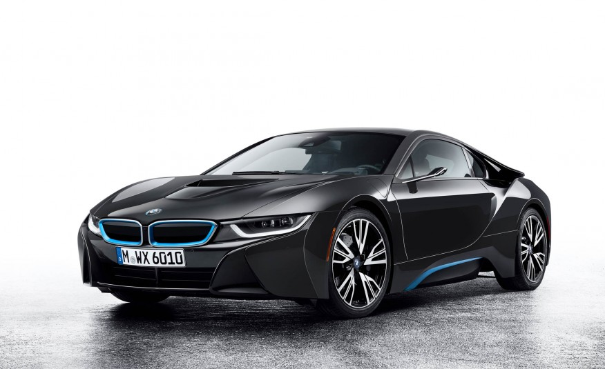 10 Things You Didn't Know About BMW | The BMW i8