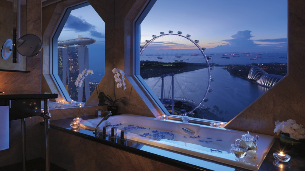 15 Things you Didn't Know About Singapore - Ritz Carlton in Singapore