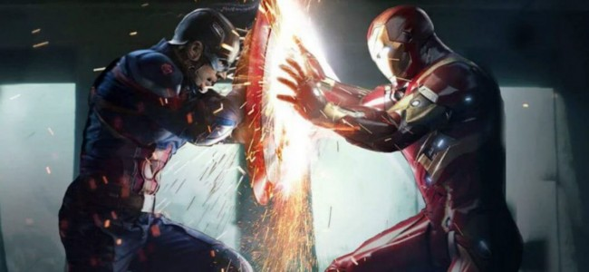 Don't read if you haven't watched Captain America: Civil War