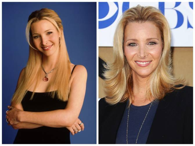 Did the Cast of FRIENDS Get Rich or Just Die Trying? | Lisa Kudrow as Phoebe Buffay