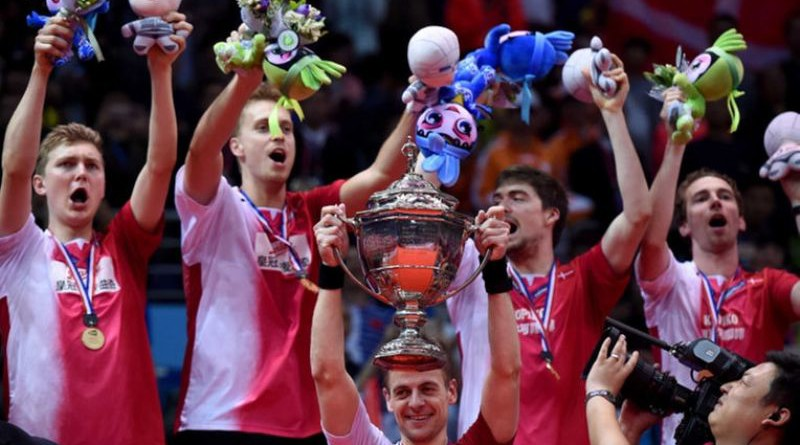 Denmark won the Thomas Cup. Why is It a Big Deal? | #9 They are the 5th nation to lift the trophy