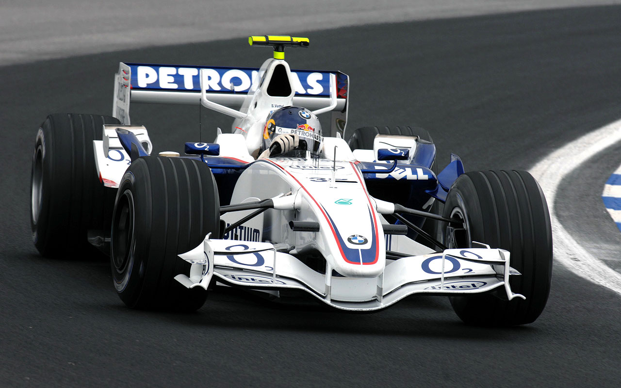 10 Things You Didn't Know About BMW | The Sauber F1