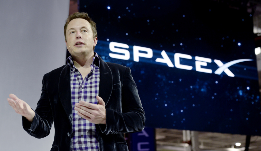 Who is Elon Musk? | he founded many companies
