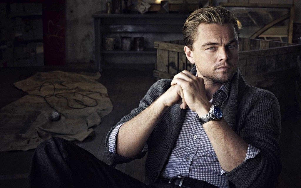10 Reasons to Date Leonardo DiCaprio | good look