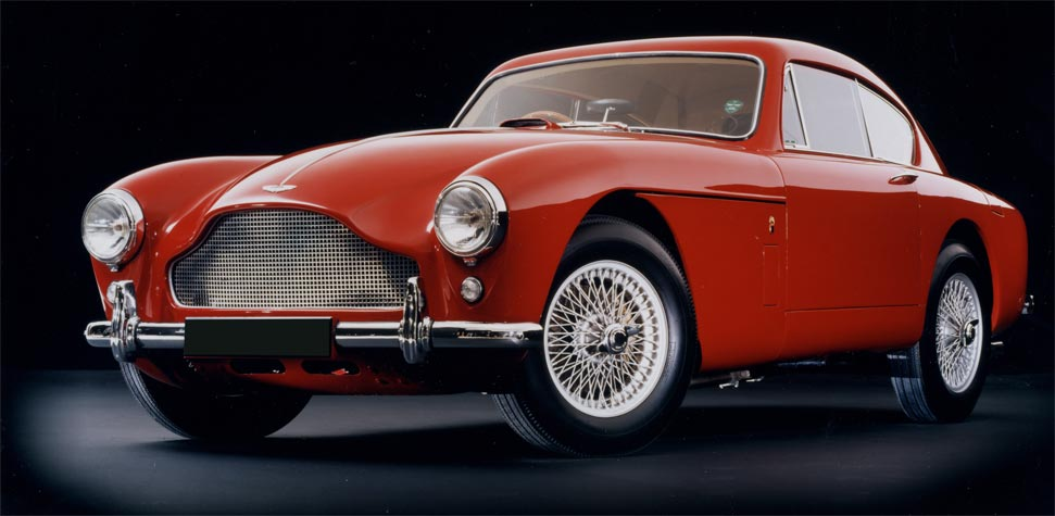 10 Things You Didn't Know About Aston Martin | The Aston Martin DB Mark III