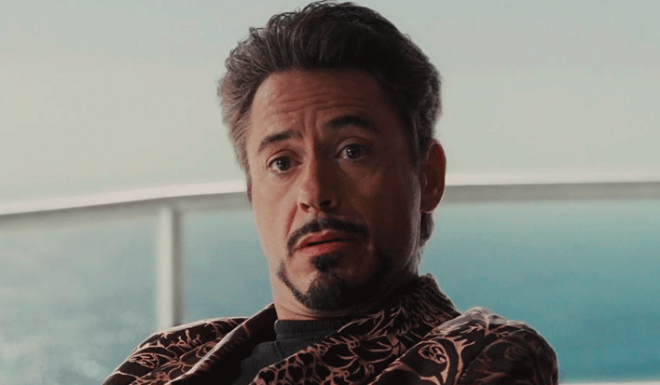 10 Things You Didn't Know About Robert Downey Jr. | Robert Downey Jr. as Tony Stark in Iron Man 2