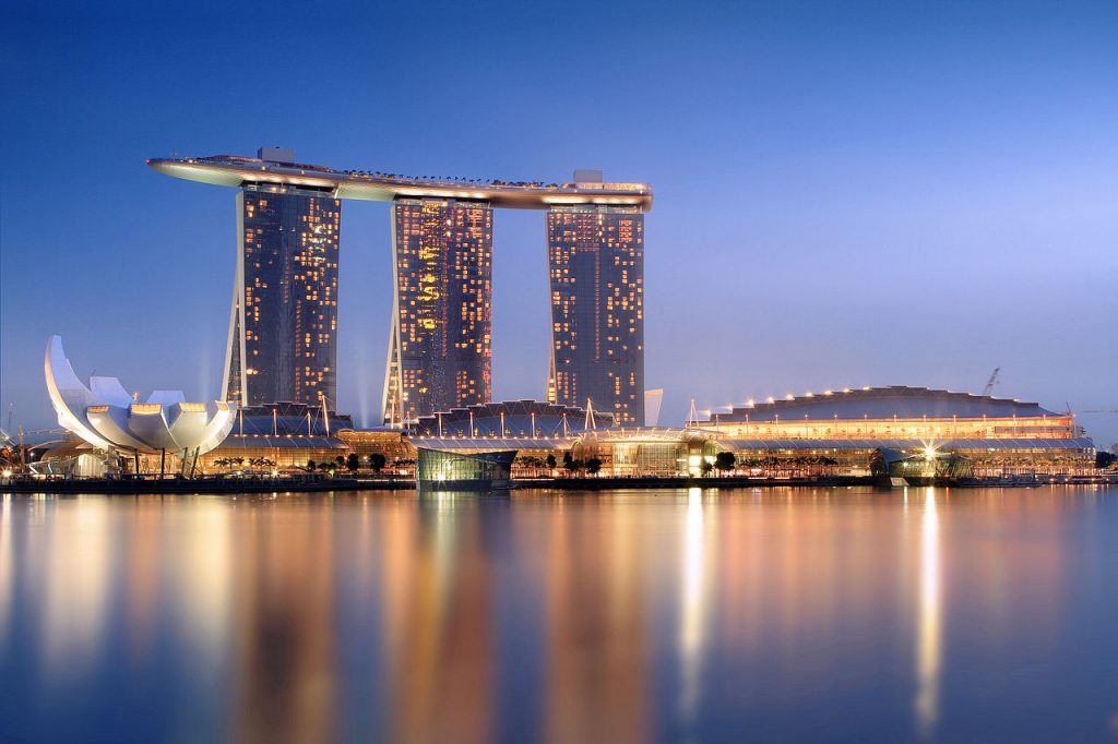 marina bay sands 15 things you didn't know about SIngapore