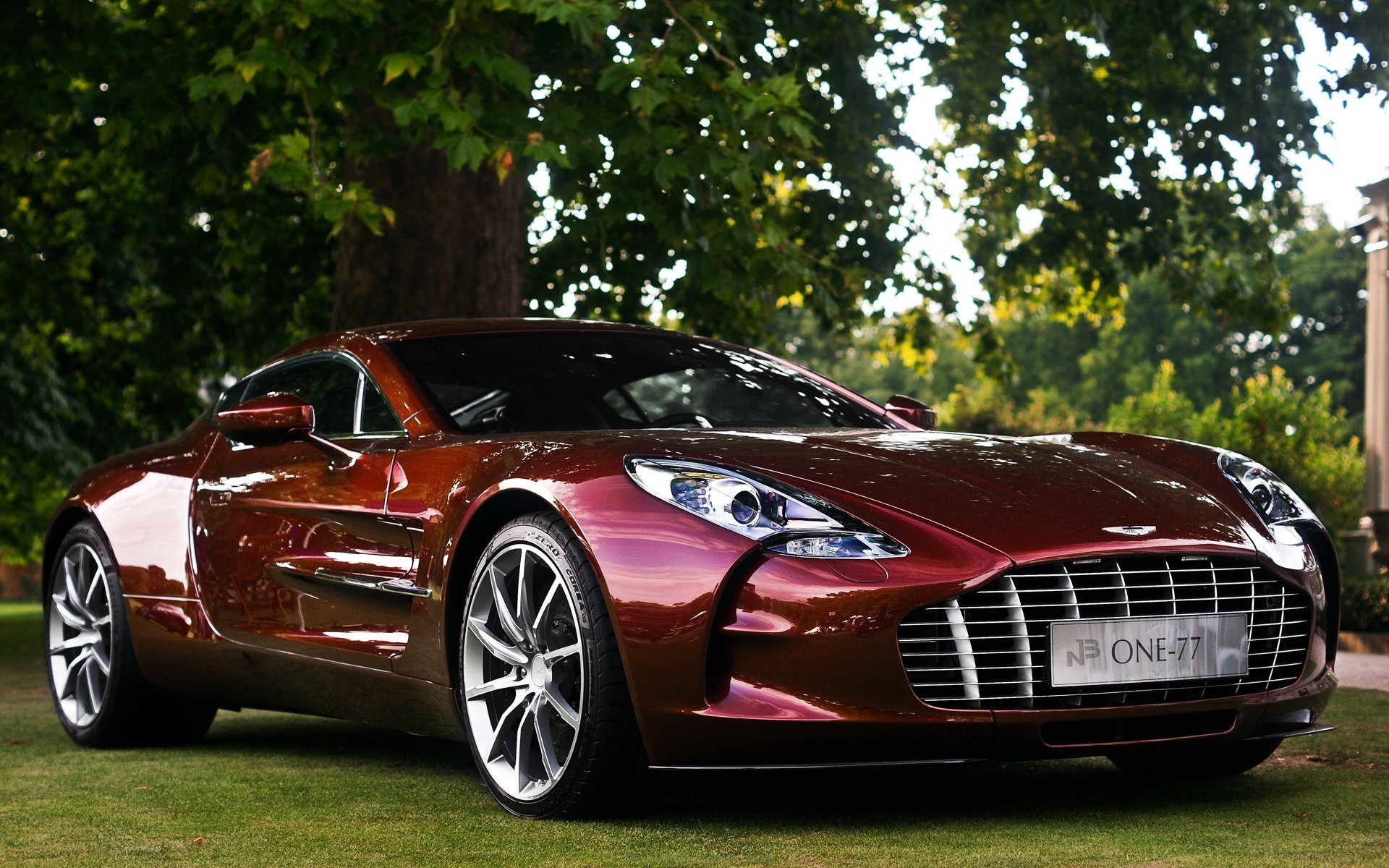 10 Things You Didn't Know About Aston Martin | The One-77
