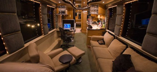 Ten Most Luxurious Buses In The World Made For The Rich