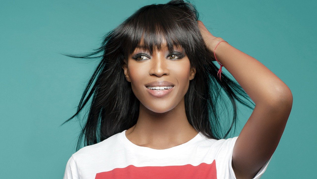Naomi Campbell richest models