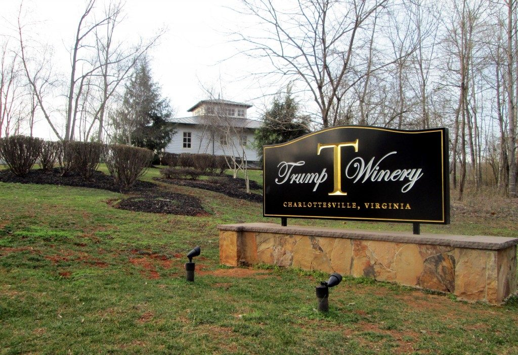 Top 15 Most Expensive Properties Owned by Donald Trump |#13. Trump Winery in Virginia (Value: $25 million)
