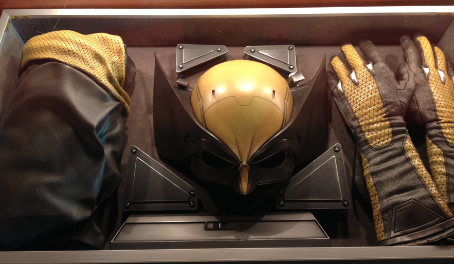 Wolverine costume in the movie | via forbes.com