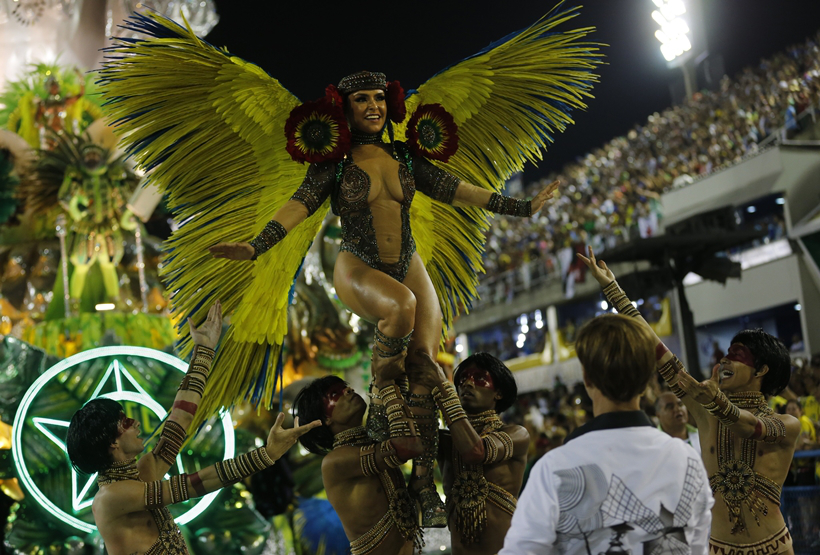 Top 15 Cities to Party-In While You're Still Young | Rio de Janeiro, Brazil