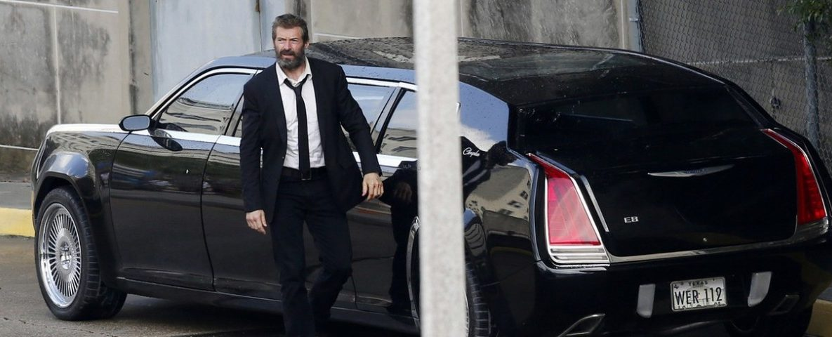 10 Things You Never Heard About Hugh Jackman   Jackman on the sets of Wolverine 3