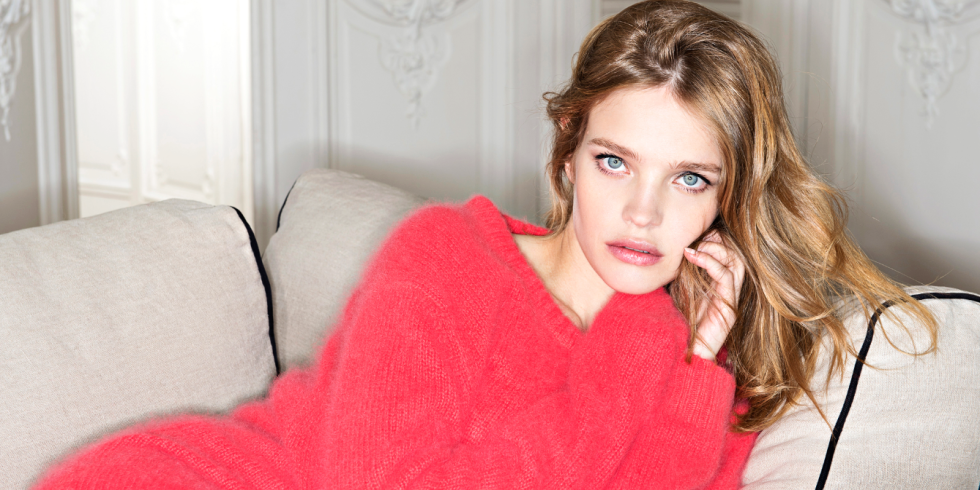 Natalia Vodianova highest paid models