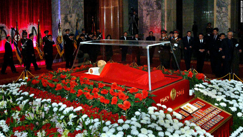 15 Most Expensive Tombs Ever Made in History | #15. Mao Zedong's Crystal Coffin (Estimated Cost: $500,000)