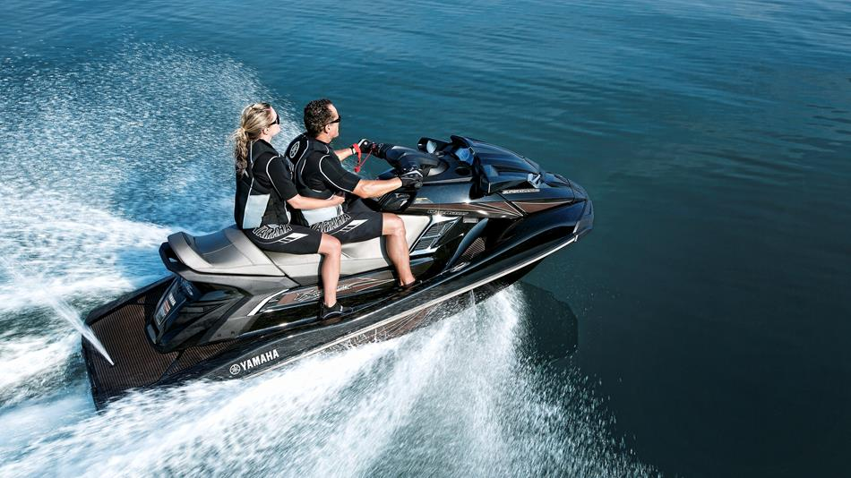 Top 15 Most Expensive Jet Skis in the World | #14. Yamaha FX Cruiser ($14,999)