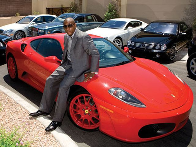 15 Most Expensive Cars Owned by Floyd Mayweather | #15. Porsche 911 Turbo ($158,200)