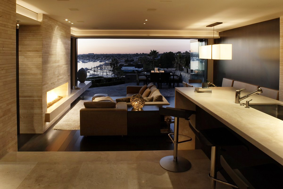 luxury home california best views ever- living room view