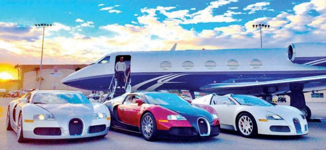 How Many Cars Does Floyd Mayweather Own?