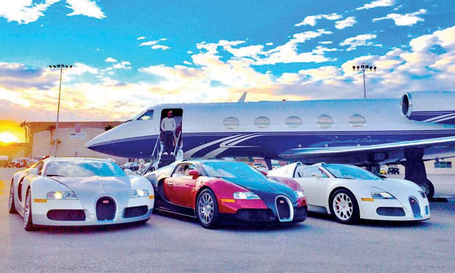 15 Most Expensive Cars Owned by Floyd Mayweather