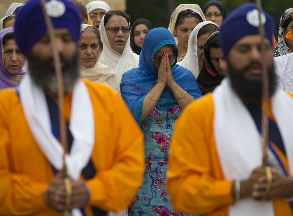 sikh religion S ikhism a progressive religion well ahead of its time when it was founded over 500 years ago, the sikh religion today has a following of over 20 million people worldwide and is ranked as the worlds 5th largest religion.