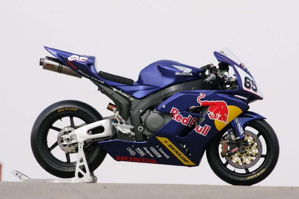15 Proofs Red Bull Rules the Landcraft, Watercraft, and Aircraft World | #14. Superbike