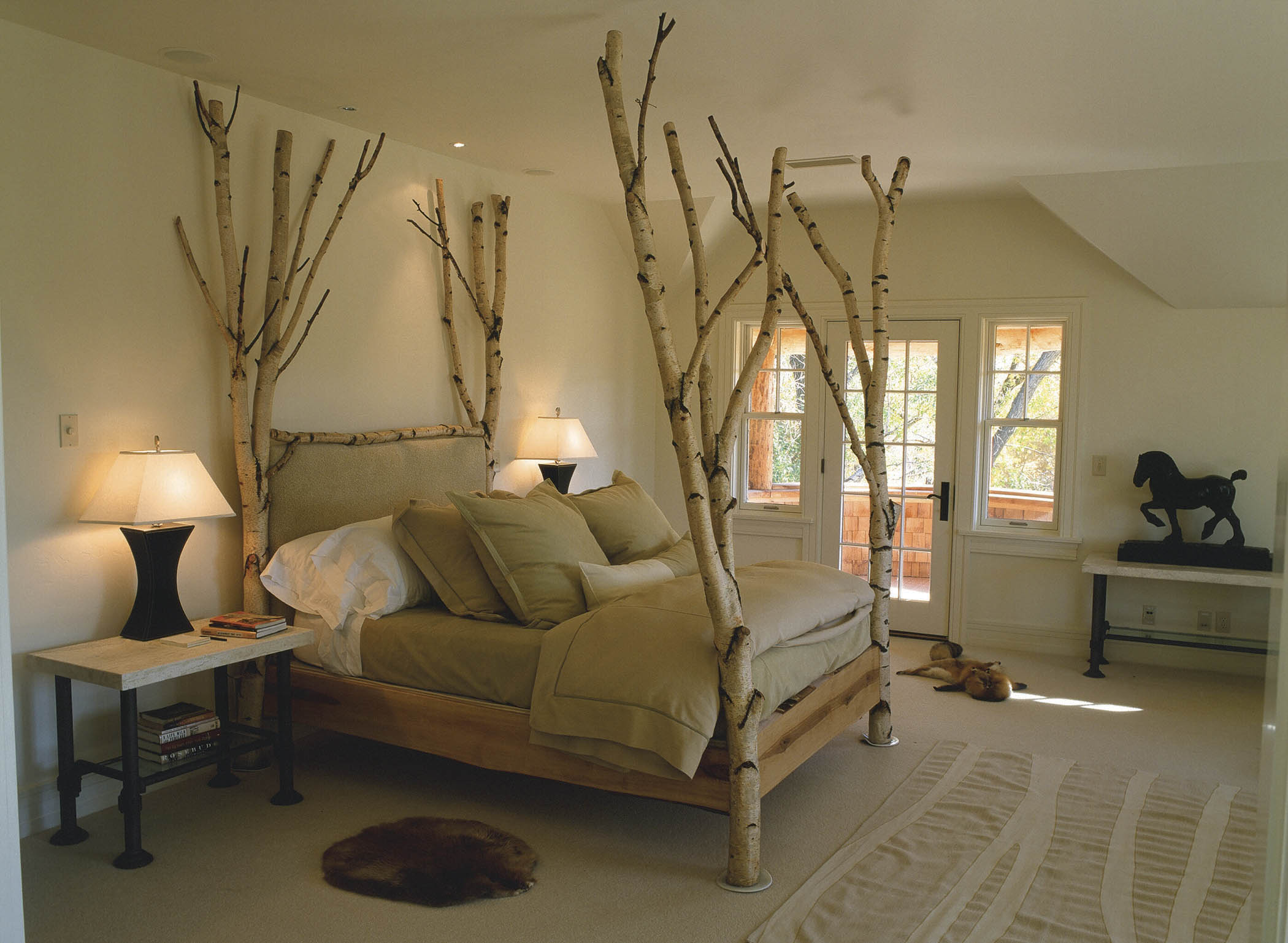 Hobble Diamond Ranch - Bedroom