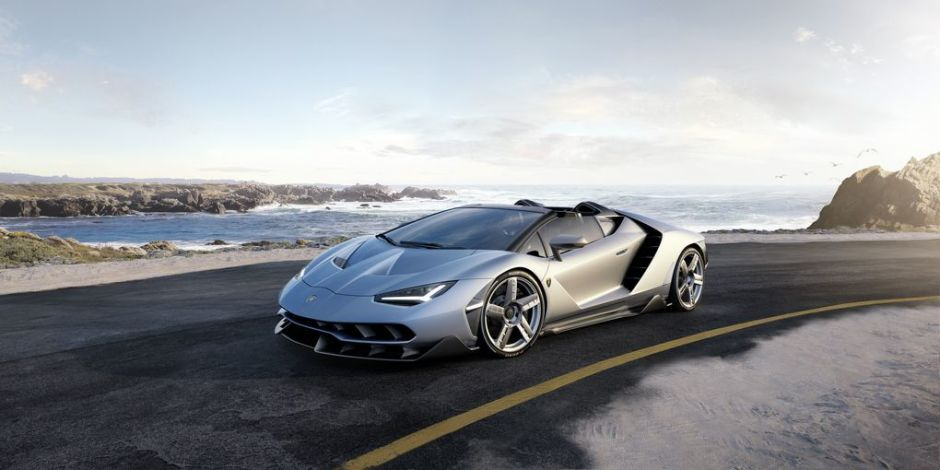 Lamborghini Centenario Roadster - Your New Dream Car
