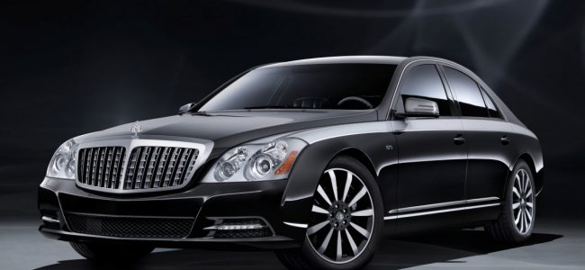 Presidential Armored Mercedes Maybach Sedan is the Ultimate Luxury
