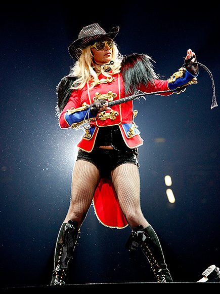 Britney Spears Ready for Circus - Britney Spears