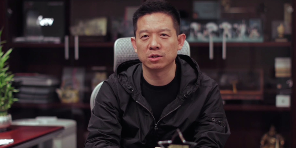Billionaire Jia Yueting - In the Driver's Seat