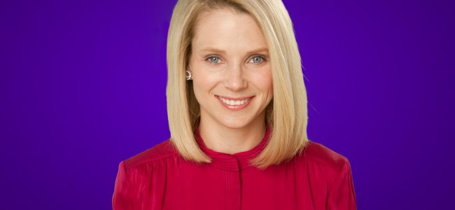 Yahoo CEO Marissa Mayer's Incredibly Inventive New Resume
