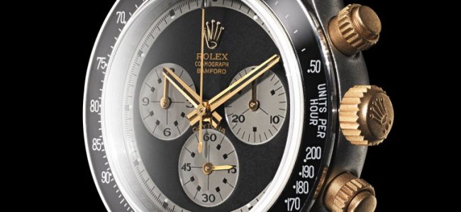 New Watch Alert! $15,000 Heritage Explorer Rolex