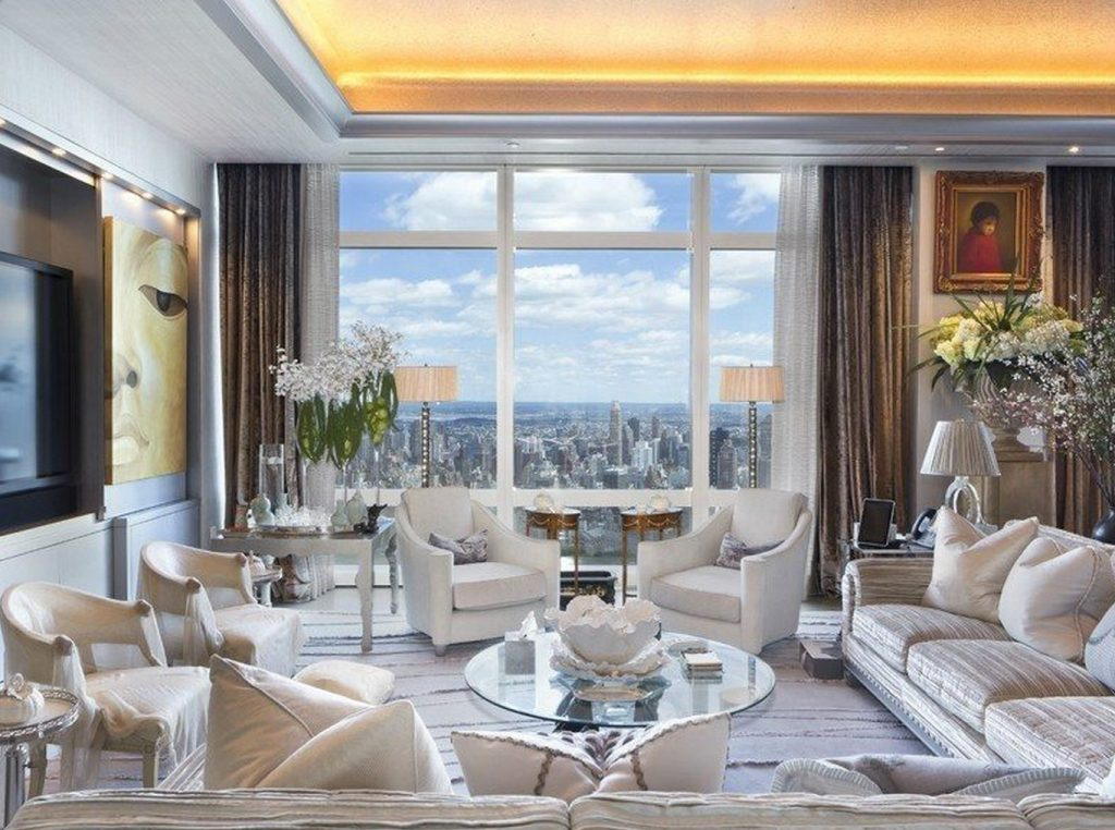 15 Most Expensive Penthouses In the United States | #14. Time Warner Center Penthouse, New York ($50.9 million)