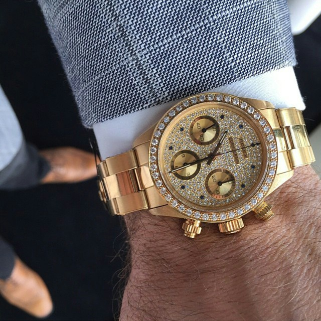 15 Most Expensive Rolex Watches Ever Sold | #14. Rolex Daytona 6269 ($445,000)