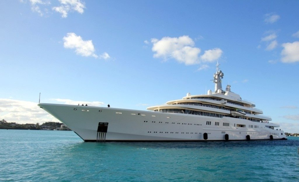 Most Expensive Yachts Ever Built Price And Picture