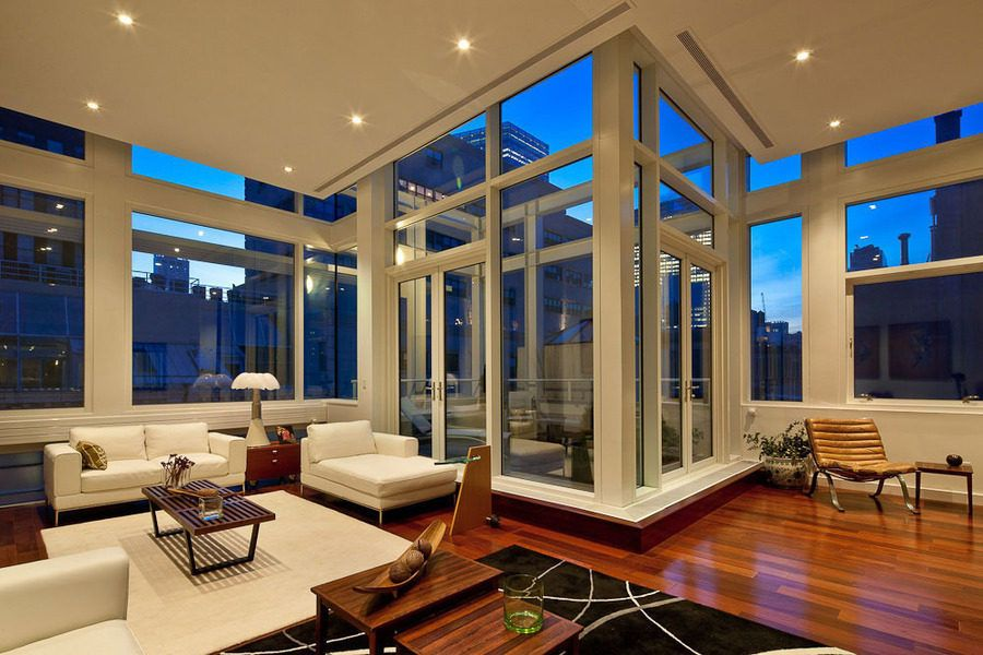 Most expensive penthouses in the us images and prices for Penthouse apartments in nyc