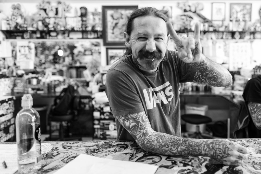 15 Highest Paid Tattoo Artists in the World | #15. Oliver Peck ($100 per hour)