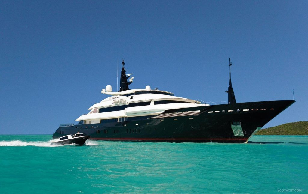 Top 15 World's Most Expensive Yachts Ever Built | #14. Octopus - $200 million