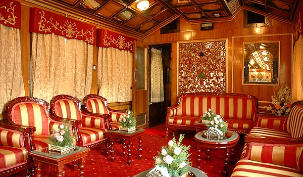 Palace on Wheels Coaches