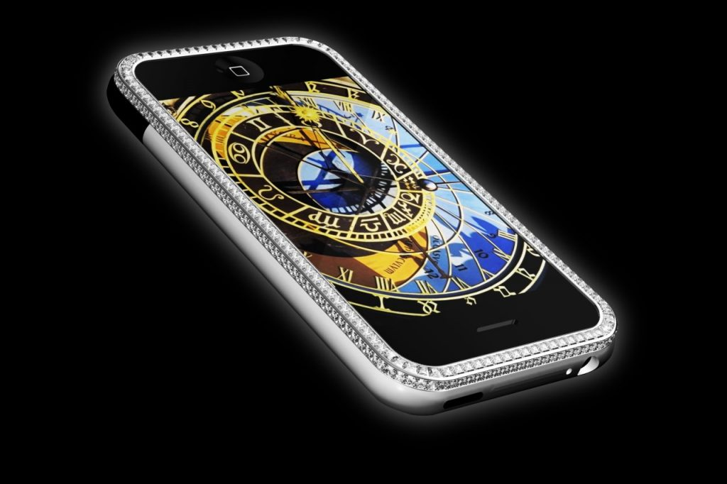 15 Most Expensive Apple Products ever Sold! | #13. iPhone Princess Plus ($176,400)