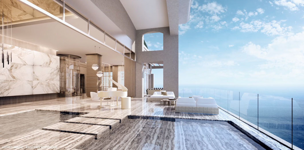 15 Most Expensive Penthouses In the United States | #13. Acqualina Mansions, Miami ($55 million)