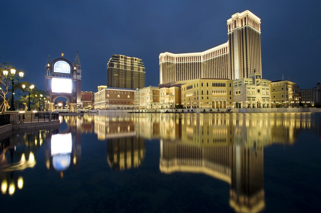 Most expensive man made attractions in the world for Most expensive hotel in macau