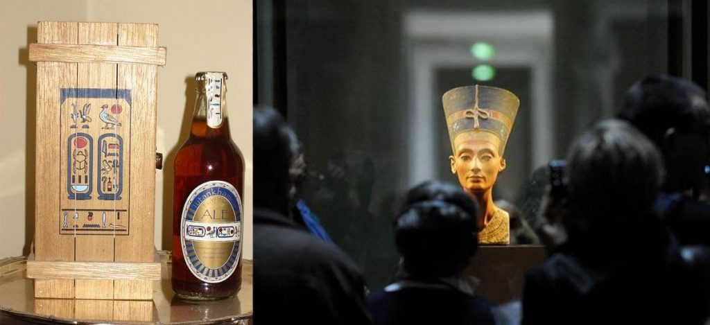 15 Most Expensive Beers in the World | #14. Tutankhamun Ale ($0.15 per ml)