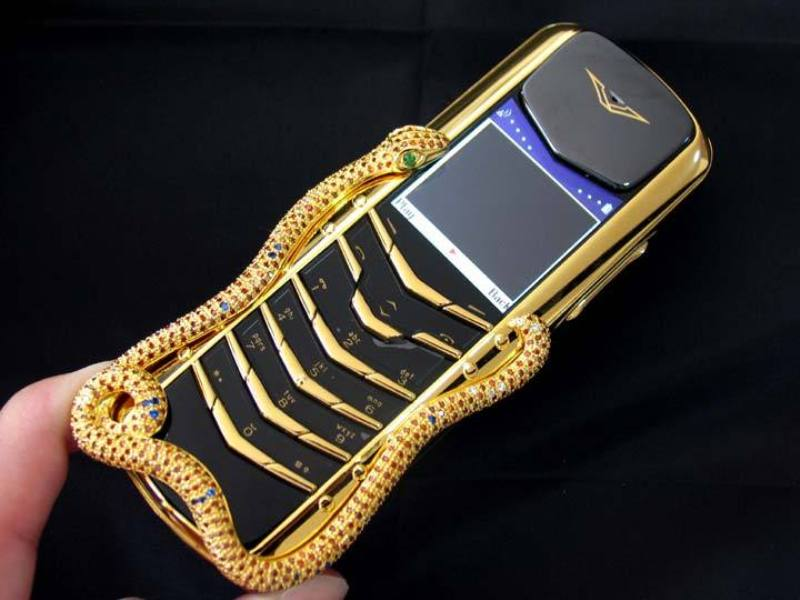 Most Expensive Mobile Phones in the World - Alux.com