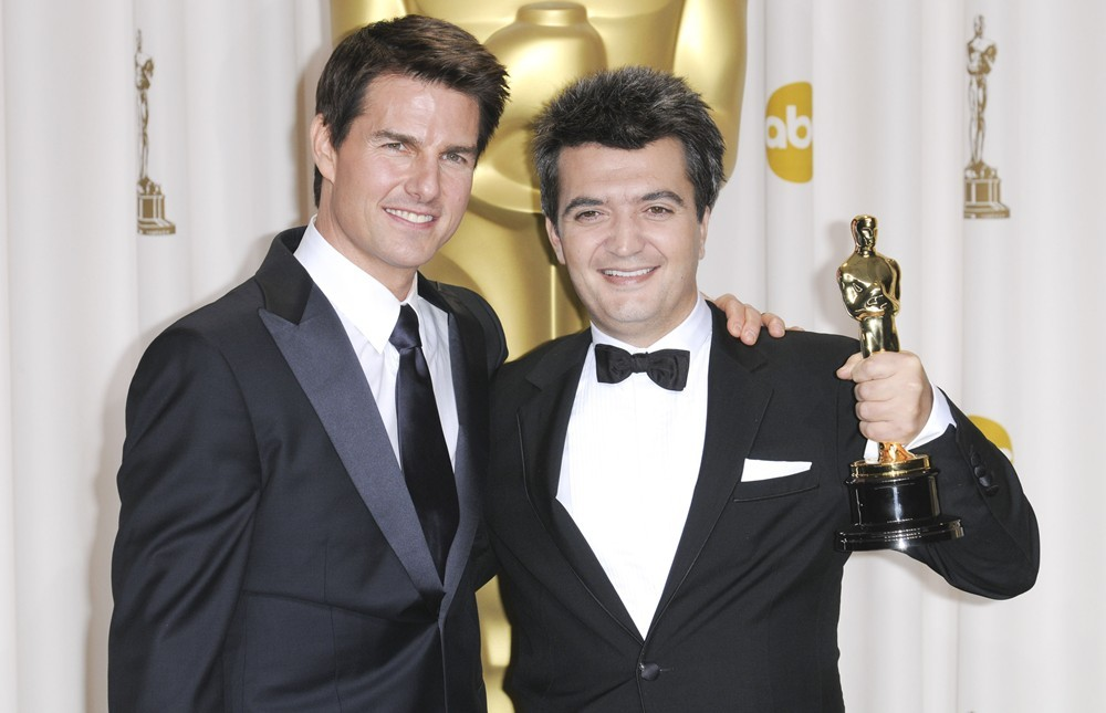 What Makes Tom Cruise Irresistible? | Tom Cruise with Thomas Lagnmann at the Oscars